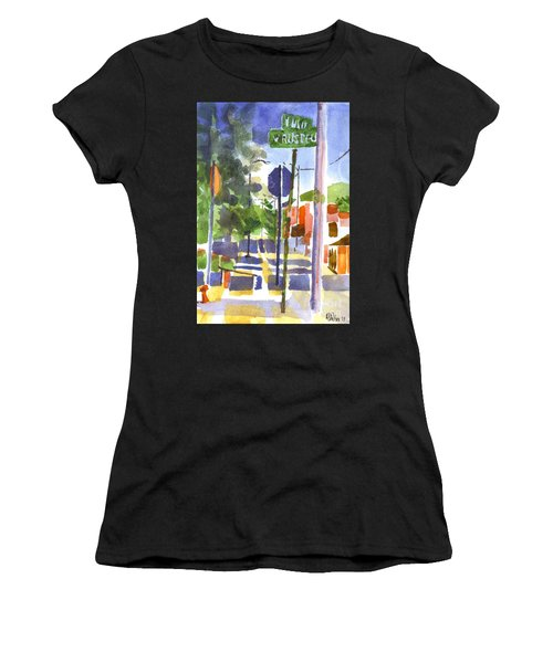 Sign Posts Women's T-Shirt
