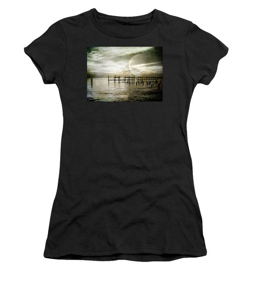 Silhouettes  Women's T-Shirt (Athletic Fit)