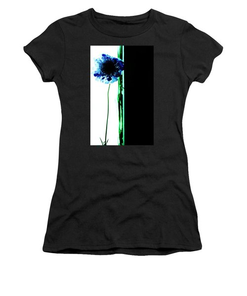 Women's T-Shirt (Junior Cut) featuring the photograph Simply  by Jessica Shelton