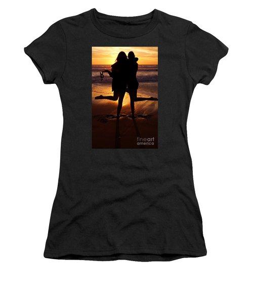 Sister Sunset Women's T-Shirt