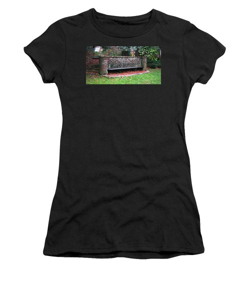 Sitting In Time Women's T-Shirt