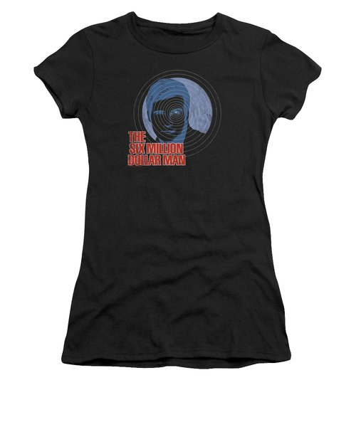 Six Million Dollar Man - I See You Women's T-Shirt (Athletic Fit)