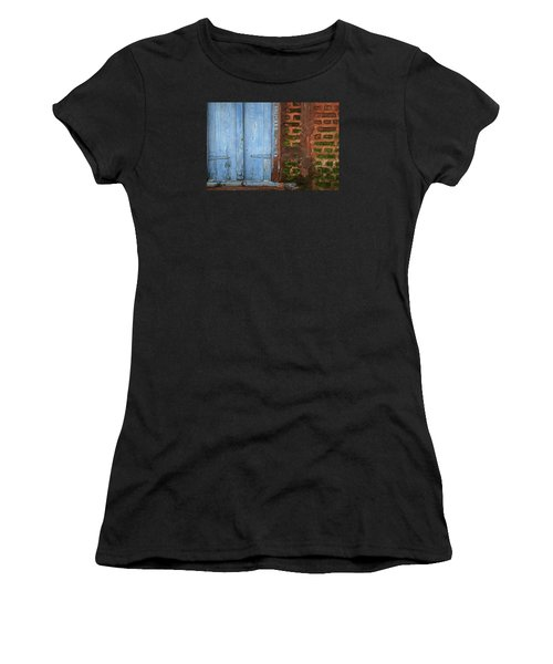 Skc 0302 A Village House Women's T-Shirt (Athletic Fit)