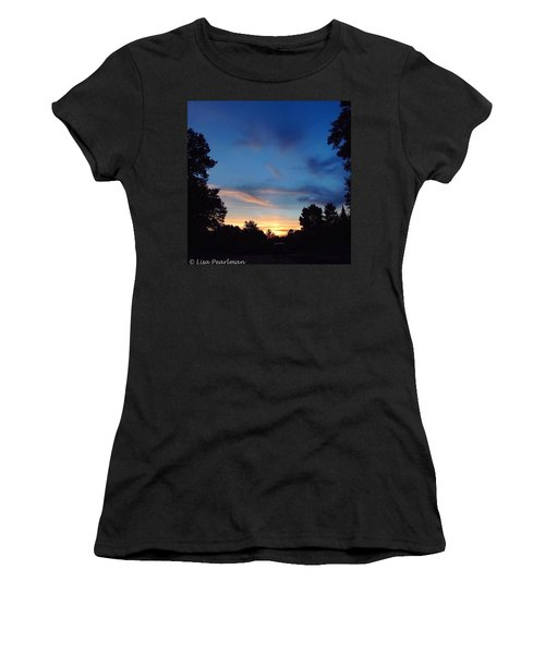 #skyporn #insta_pick_skyart Women's T-Shirt (Athletic Fit)
