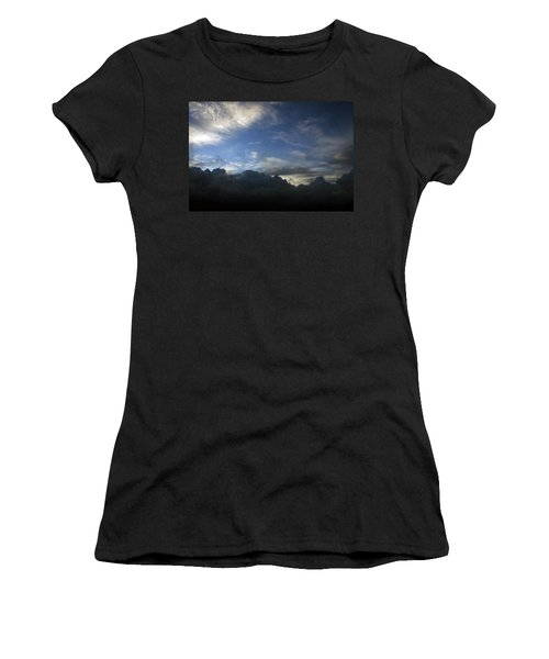 Sky's The Limit Women's T-Shirt (Athletic Fit)