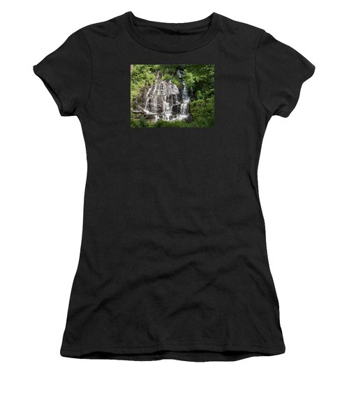 Slatebrook Falls Women's T-Shirt (Athletic Fit)