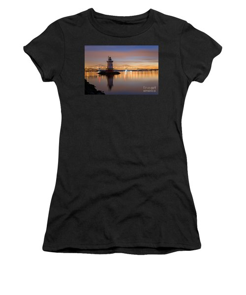 Sleepy Hollow Light Reflections  Women's T-Shirt (Athletic Fit)