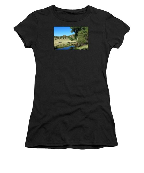 Sleepy Summer Afternoon Women's T-Shirt (Junior Cut) by Elizabeth Sullivan