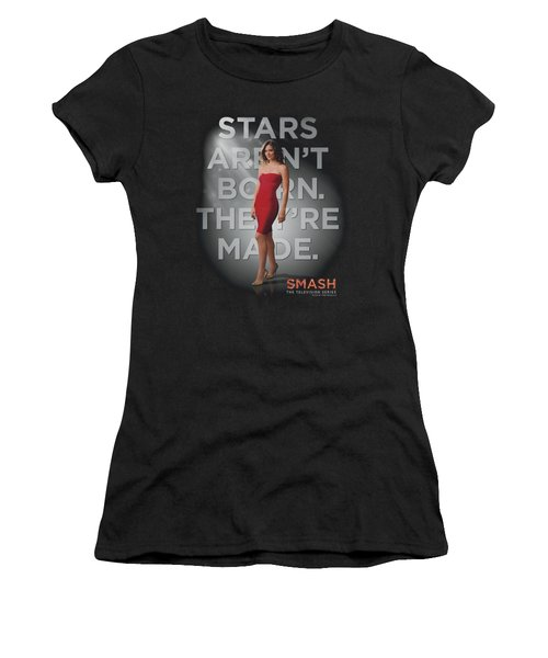 Smash - Made Women's T-Shirt (Athletic Fit)
