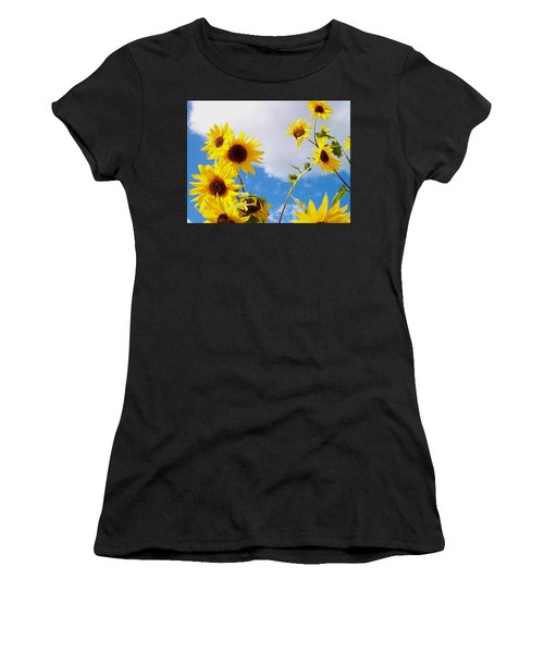 Smile Down On Me Women's T-Shirt