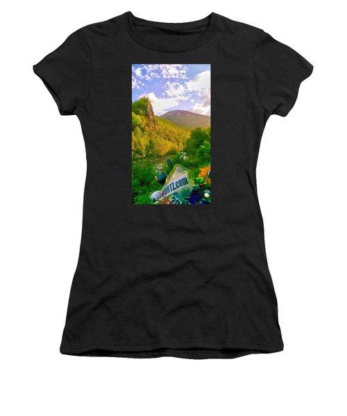 Smoke Hole Canyon Women's T-Shirt