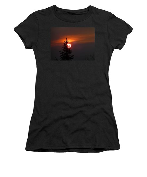 Smokey Sky  Women's T-Shirt