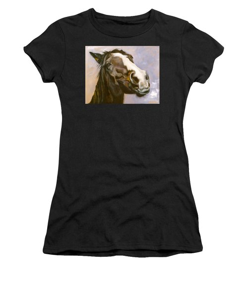 Hot To Trot Women's T-Shirt