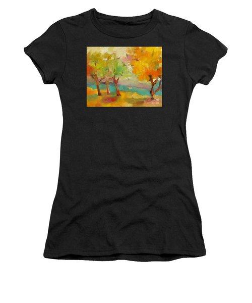 Soft Trees Women's T-Shirt