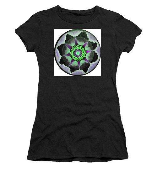 Solar Soul Purple Sky Women's T-Shirt (Athletic Fit)