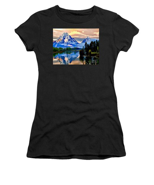 Some Place Some Where Women's T-Shirt