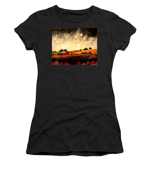 Somewhere Else Women's T-Shirt