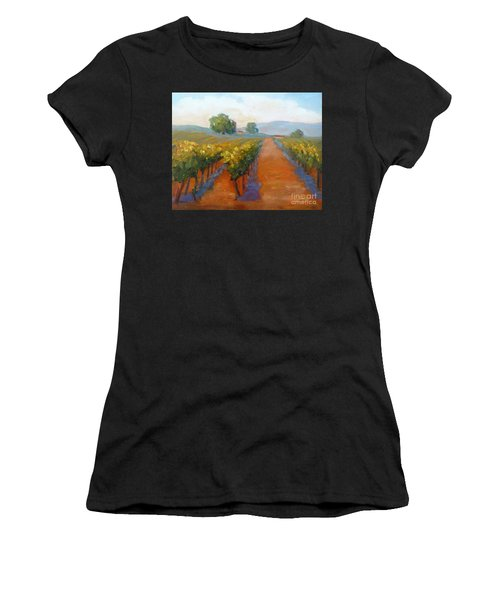 Sonoma Vineyard Women's T-Shirt