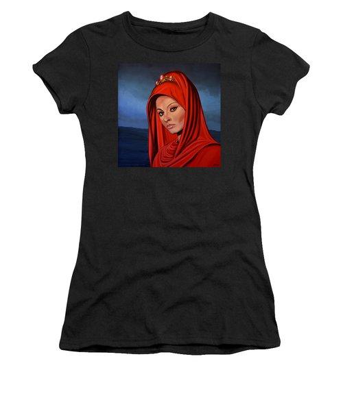 Sophia Loren 2  Women's T-Shirt
