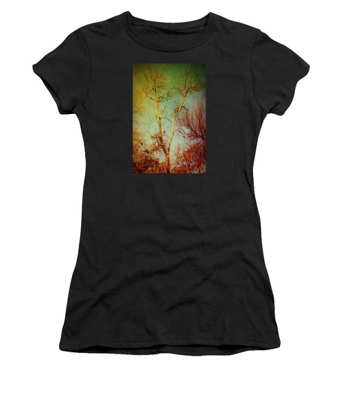Souls Of Trees Women's T-Shirt (Athletic Fit)