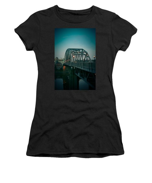Southside Bridge  Women's T-Shirt (Athletic Fit)