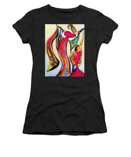 Spanish Guitar Women's T-Shirt
