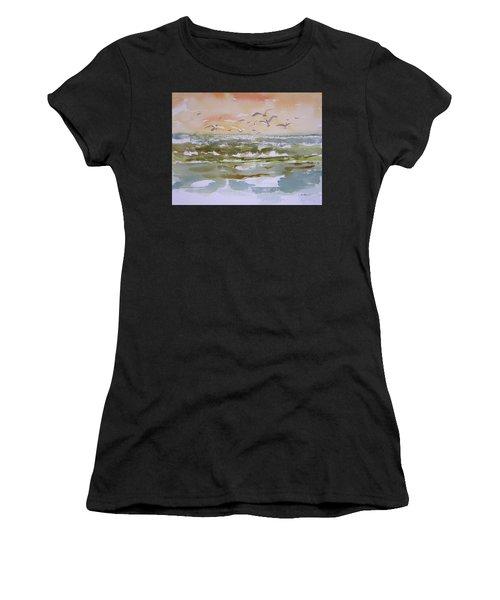 Sparkling Surf Women's T-Shirt