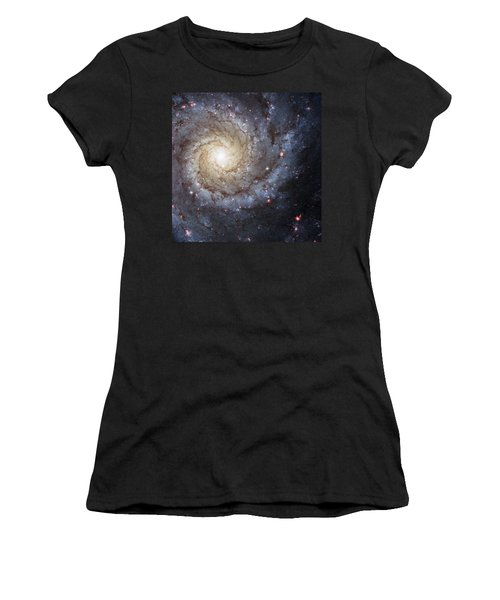 Spiral Galaxy M74 Women's T-Shirt