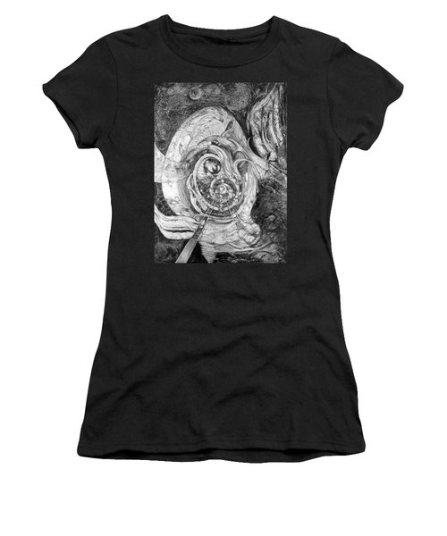 Spiral Rapture 2 Women's T-Shirt