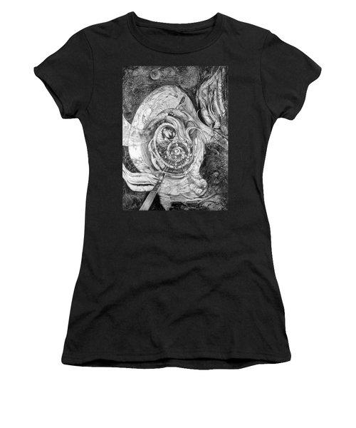Spiral Rapture 2 Women's T-Shirt