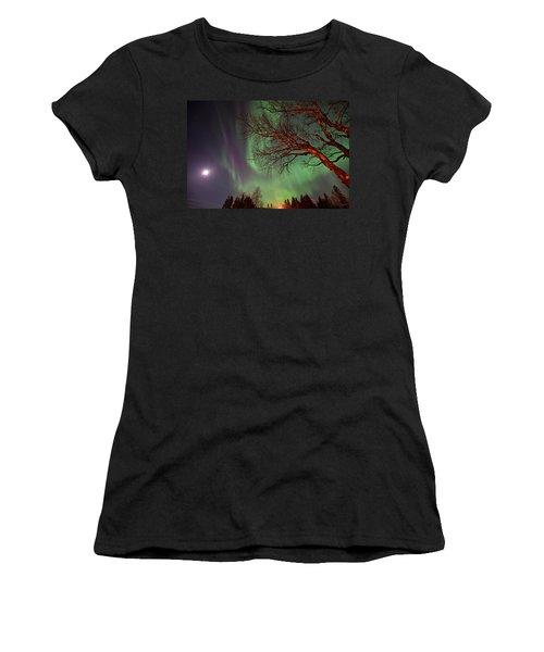 Spirits Of The Night    Women's T-Shirt