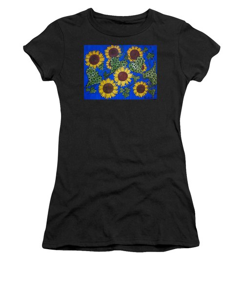 Spot On Women's T-Shirt (Athletic Fit)
