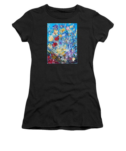 Spring  2 Women's T-Shirt (Athletic Fit)