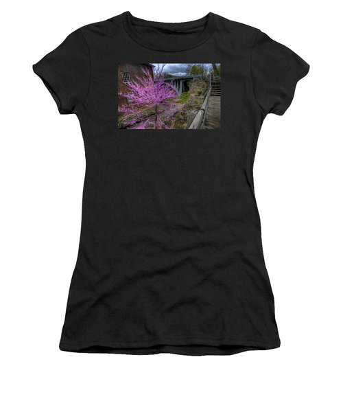 Spring At The Mill Women's T-Shirt