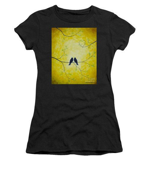 Spring Is A Time Of Love Women's T-Shirt