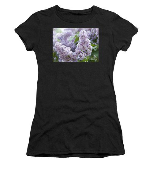 Spring Lilacs In Bloom Women's T-Shirt