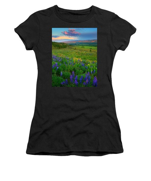 Spring Storm Passing Women's T-Shirt (Athletic Fit)