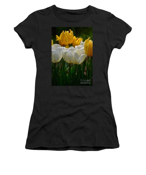 Spring Tulips Women's T-Shirt