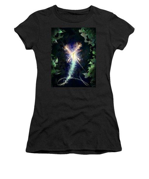 Sprite Fotzepolitic Women's T-Shirt (Athletic Fit)