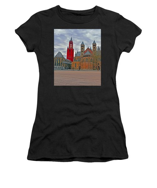 Square Of Maastricht Women's T-Shirt (Athletic Fit)