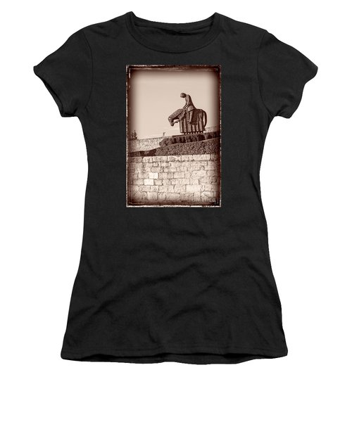 St Francis Returns From Crusades Women's T-Shirt