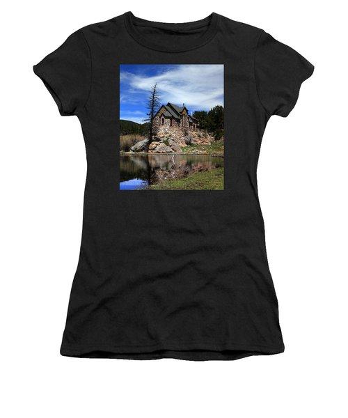 St. Malo Chapel Women's T-Shirt