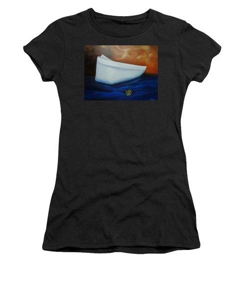 St. Marys Hospital School Of Nursing Women's T-Shirt (Athletic Fit)