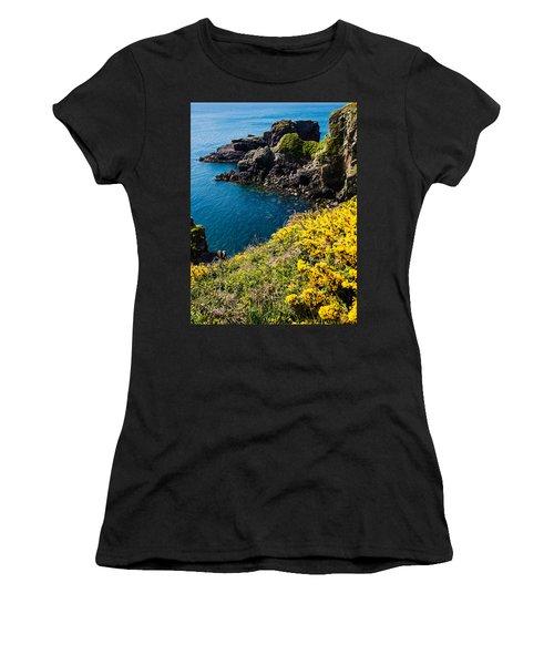 St Non's Bay West Wales Women's T-Shirt