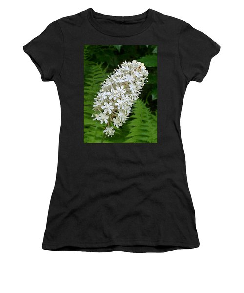 Stagger Grass Lily Women's T-Shirt (Athletic Fit)