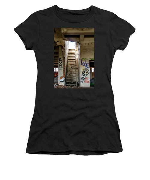 Stairway To Heaven? I Don't Think So... Women's T-Shirt