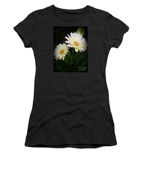 Stand By Me Gerber Daisy Women's T-Shirt (Athletic Fit)