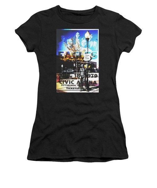 Standin On The Corner Women's T-Shirt