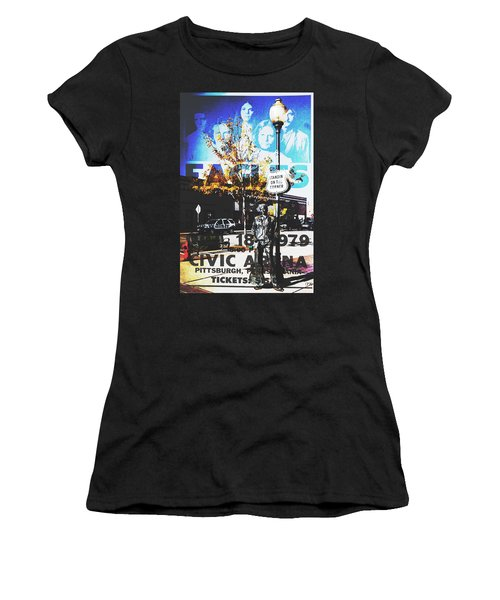 Standin On The Corner Women's T-Shirt