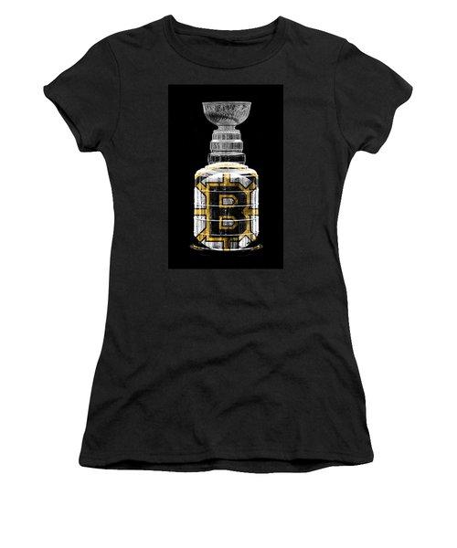 Stanley Cup 3 Women's T-Shirt